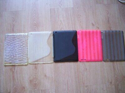 TPU Silikon Case für Apple iPad 2, 3, 4, Linocell Hohes Qualitat. Apple Ipad 2 Silikon