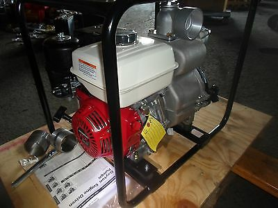 3 Dayton 4 V V70 Pump Kit W Hoses Trash Construction 4vv70 8 Hp Honda