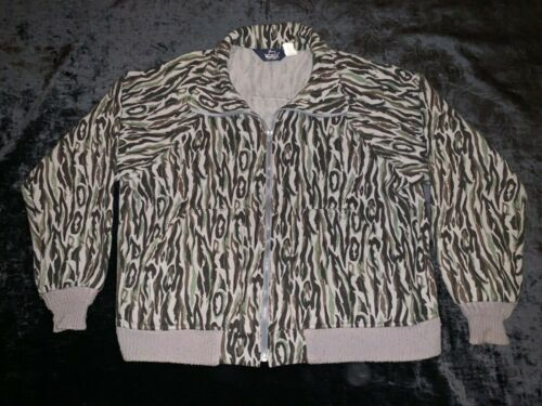Men's VTG Woolrich Wool Camo jacket size XL