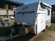 Jayco Caravan Swap for a Car or Boat , It has Shower & Toilet ..  Gosford Gosford Area Preview