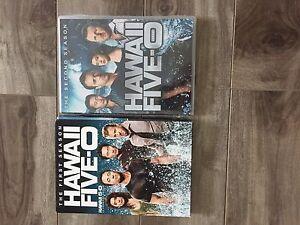 Hawaii Five-0 - seasons 1 and 2