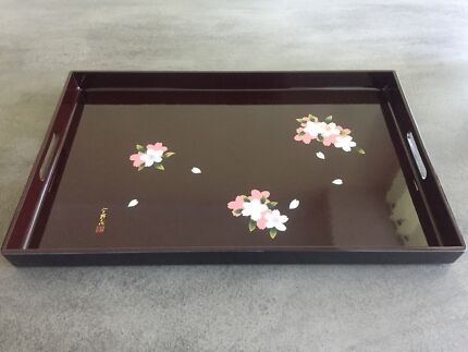 Brand New Japanese rectangle tray 48cm × 30cm
