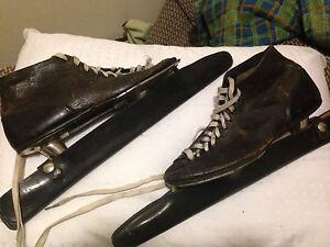 Pre 1925 L.H. Hagen & Co antique skates racing