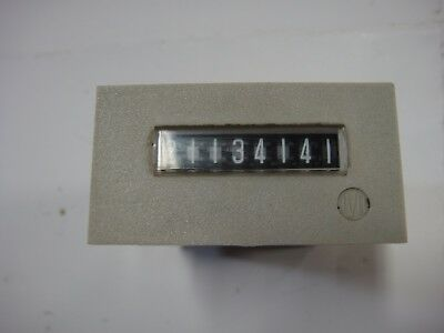 Heidelberg Qm 46 Totalizing Counter Part 22.169.1311