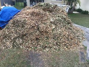 FREE MULCH take as little or as much as you like! Round Corner Dural Hornsby Area Preview