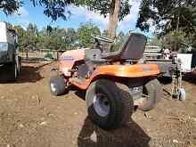 Husqvarna ride-on lawn mower Byford Serpentine Area Preview
