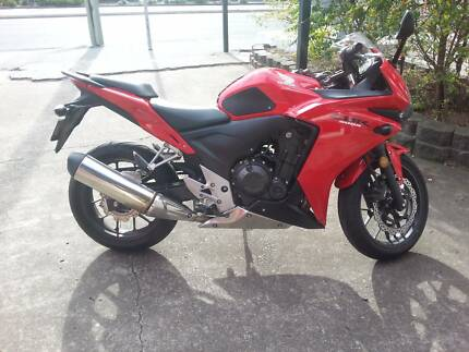 2013 Honda CBR500RA - LAMS Approved CBR500R (ABS) Kelvin Grove Brisbane North West Preview