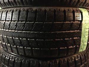 4pneu d'hiver 215/55/18 toyo gsi-5 en bonne condition 8-9/32