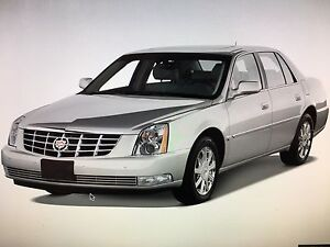 My fathers Cadillac DTS coming to market in January