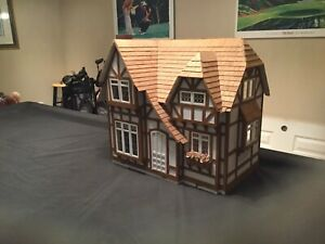 "Quality hand built ""Doll House"" amazing detail"