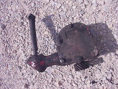 Farmall Super M Early Sm Tractor Original Ih Engine Motor Governor Assembly