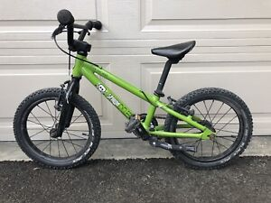 "16"" Banshee bike"