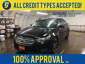 2014 Ford Taurus SEL*AWD*NAVIGATION*LEATHER*BACK UP CAMERA*POWER