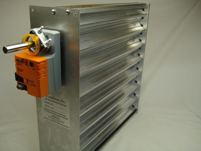 Belimo 3 wire LMB24 Motorized Medium Rectangular HVAC damper dampner 20 sizes