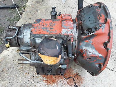 White 2-110 Field Boss Tractor Parts Over Under Transmission