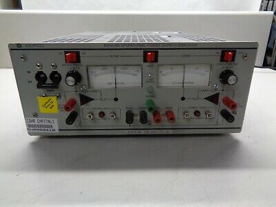 Kepco Bop50-4m 200w 0- - 50v 0- - 4a Bipolar Operational Power Supplyamp
