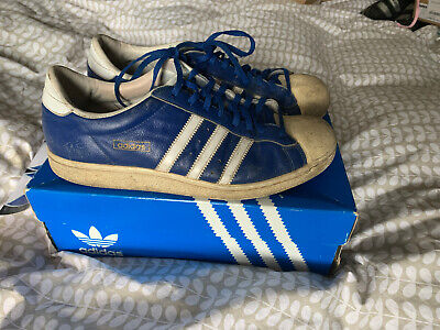 Adidas Vintage Wilhelm Bungert Trainers  Mens 9 Deadstock Classic