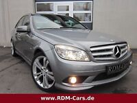 Mercedes-Benz C 350 CDI DPF 7G-TRONIC BE AMG-Paket Sport Edit.