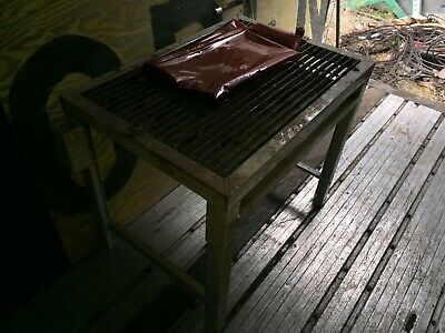 Bernard Welding Plasma Cutting Oxy Acetylene Table With Curtain 28 X 40 X 34