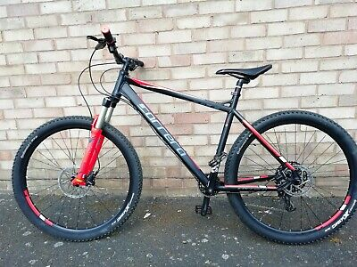 """Carrera Fury Mountain Bike XC Trail 27.5 Wheels Frame 20"""" Mint"""