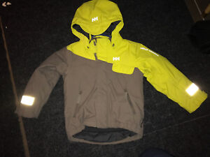 Helly Hansen winter coat size 4 T