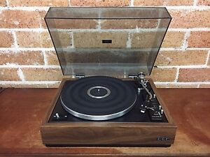 Vintage CEC Turntable St Peters Marrickville Area Preview