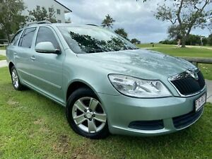 2009 Skoda Octavia 1Z MY09 Silver 5 Speed Manual Wagon Tugun Gold Coast South Preview