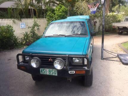 Triton 4x4 Dual Cab 3.0L Petrol