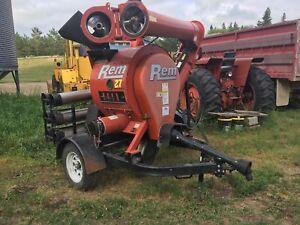 For Sale 2010 Rem 2700 Rem Grain Vac