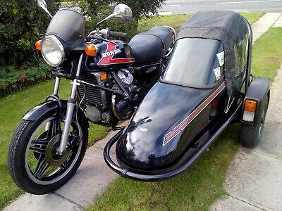 Honda cx500 sidecar no reserve