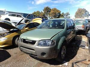 WRECKING / DISMANTLING 2007 GREEN FORD SY TERRITORY North St Marys Penrith Area Preview