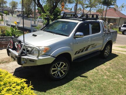 Wanted: 2007 hilux Sr5