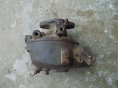 Marvel Schebler Tsx 688 John Deere 420 430 Jd Tractor Carburetor Assembly