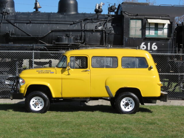 1963 dodge power wagon town wagon rare 318 wide block 4x4 winch used dodge power wagon for. Black Bedroom Furniture Sets. Home Design Ideas