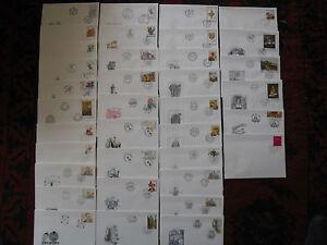 TSCHECHIEN-Jahrgang-2006-Ersttagsbriefe-komplett