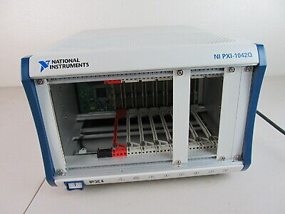 National Instruments Ni Pxi-1042q Pxi Chassis 8-slot Pn 191043f-01l