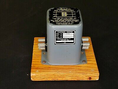 Gertsch St-200a 11 Isolation Transformer - Tested