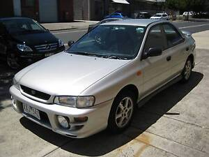 """1999 Subaru Impreza AWD 2.0 4 CLY  AUTO SOLD AS IS""""$2490"""" Heidelberg Heights Banyule Area Preview"""