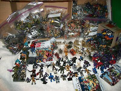 Halo Kids (Halo Mega Bloks figures MASSIVE COLLECTION SALE get TEN(10) RANDOM Figures)