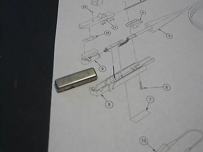 Tektronix A6302 A6302xl Current Probe Upper Transformer Part 120-0464-02