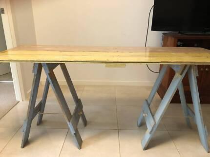 Antique Desk - Antique Desk Desks Gumtree Australia Brisbane North East