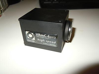 VRmagic VRmC-6pro BW USB  Industrie Kamera / CCD Kamera / CMOS Kamera