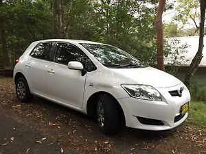 2008 Toyota Corolla Hatchback Roseville Chase Ku-ring-gai Area Preview