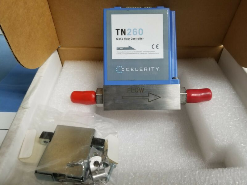 NEW Celerity TN260 Mass Flow Controller