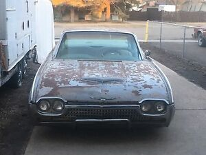 WANTED: parts for 1962 thunderbird