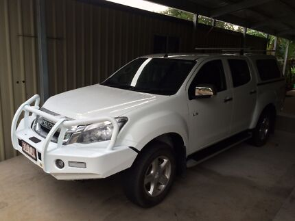 ARB Canopy and heavy duty roof racks  for current shape DMax Morayfield Caboolture Area Preview