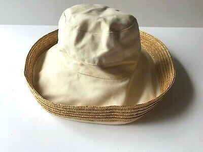 Scala Collection Canvas Hat