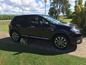 2011 Nissan Dualis Ti Pleystowe Mackay Surrounds Preview