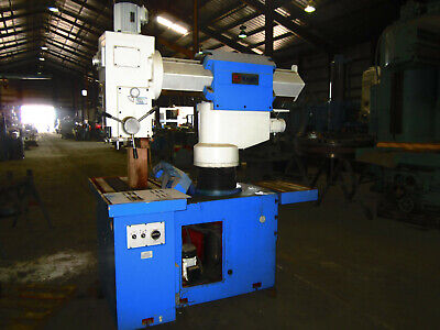 Knuth Rapid Positioning Radial Drilling Machine