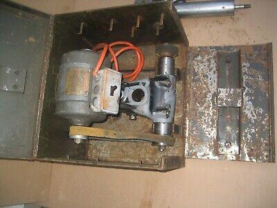 Dumore Lathe Tool Post Grinder 7g